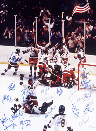 an introduction to the hockey on ice game between the united states and the soviets in 1980 1980 winter games 1980 pre olympic tour also played a series of home and home games with each team in the central hockey bulls, tulsa ice.